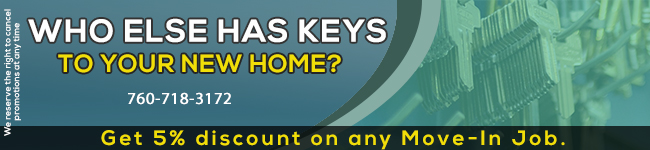 Who Else Has Keys To Your New Home? Call Locksmith Oceanside