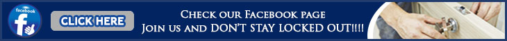 Join us on Facebook - Locksmith Oceanside